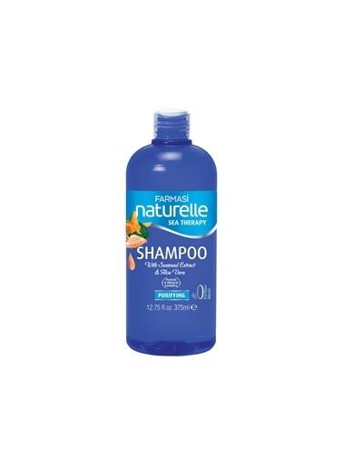 Farmasi Naturelle Deniz Mineralli Arındırıcı Şampuan-375Ml Renksiz